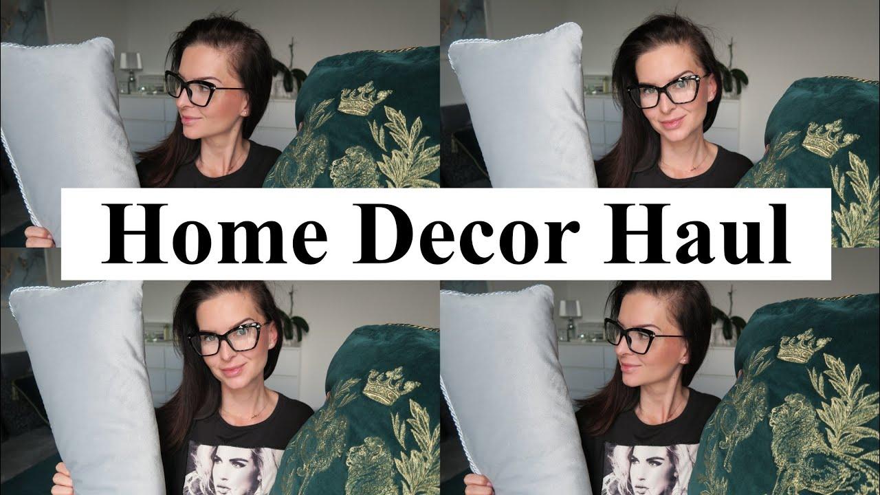 HOME DECOR HAUL: H&M HOME, HOMLA, HOME & YOU...