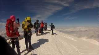 Sommet du Mont Blanc by GoPro.wmv