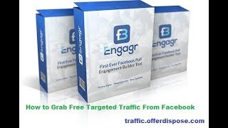 FBEngagr Review – How To Grab Free Facebook Targeted Traffic
