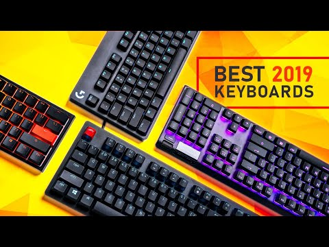 The Best Gaming Keyboards Of 2019!