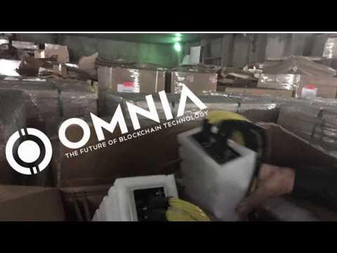 Майнинг Ферма в Ереване! Первые посетили  OMNIA компанию в Армении