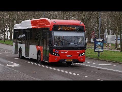 Electrische bussen in Nederland
