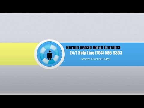 Heroin Rehab North Carolina - Heroin Treatment Center North Carolina