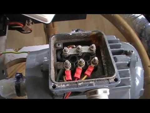 Drehstrommotor als Generator benutzen