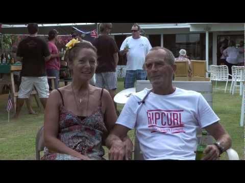 Hawaiian Islands Surfing Auction Poem by Noel Smith