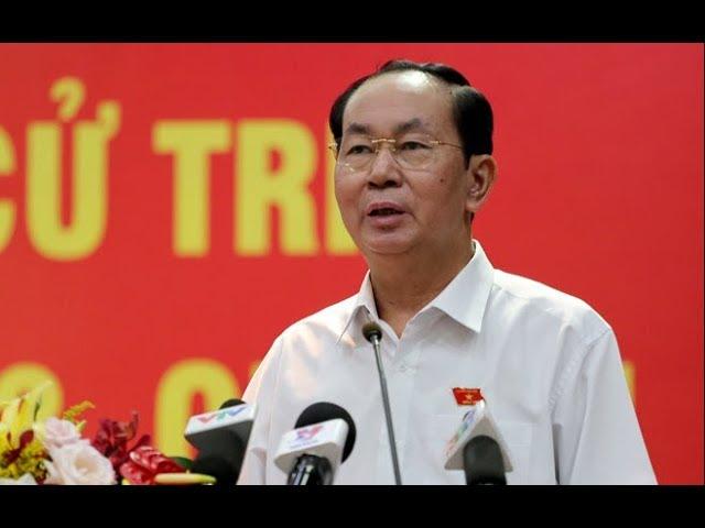Chủ tịch nước Trần Đại Quang nói về Luật đặc khu và Luật an ninh mạng