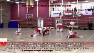 Dunakeszi Kinizsi Pom-Pom csapat, 2012. december 12.