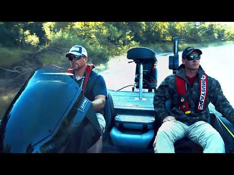 Wired2Fish Overview of Lund Renegade / Mercury 115 Pro XS