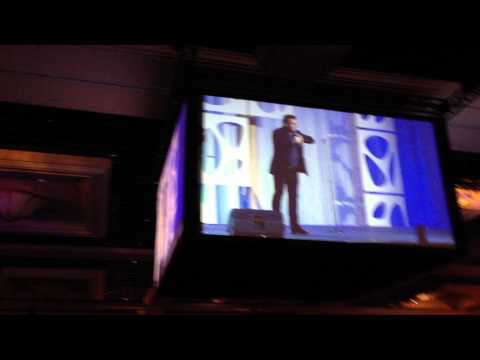 Brian Regan PC dinner