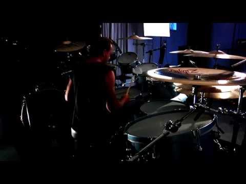 """Christian Eigner Recording DW Concert Tom Kit """"Waste"""""""