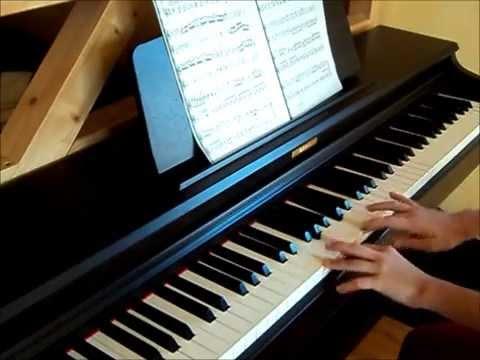 MENUETTO von W. A. Mozart im Alter von 9 Jahren komponiert - LET`S PIANO (Level 3/10) thumbnail