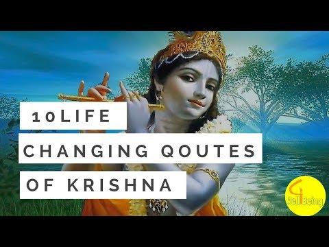 Lord Krishna Quotes