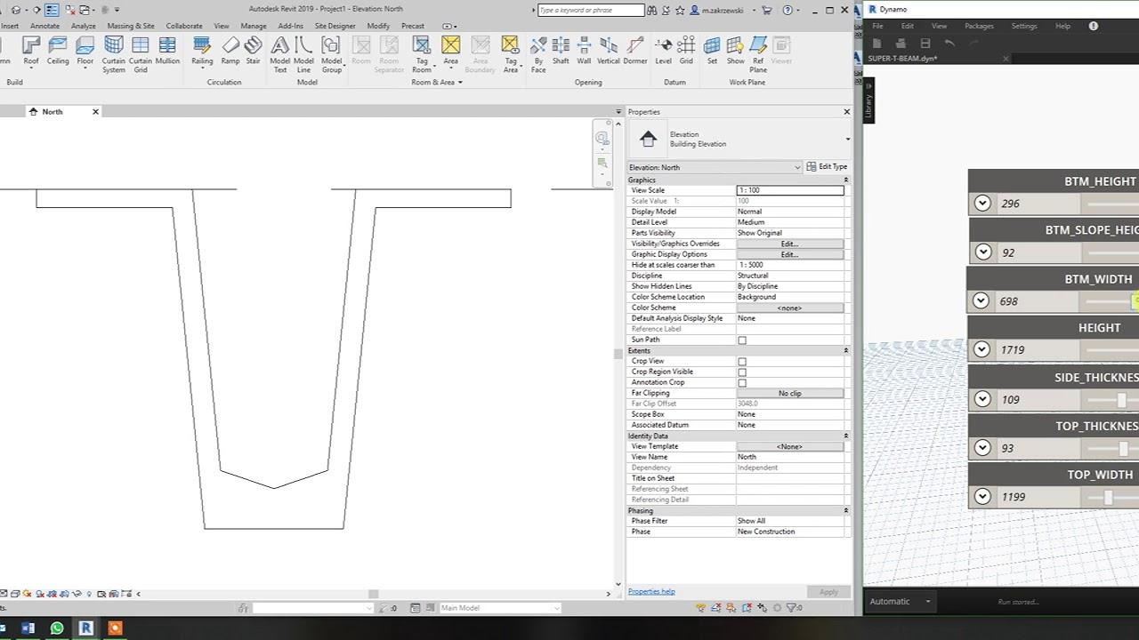 Dynamo to model bridges??? Why not! - DEFAUS Pty Ltd - Medium