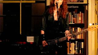 MELISSA AUF dER MAUR out of our minds HOUSING WORKS NYC May 25 2010