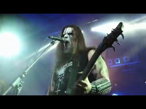 Complete concert - AZAGHAL (29.04.2016 Erfurt, From Hell)