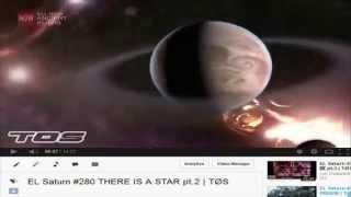 EL Saturn #337 SATURN RAINBOW TƸレEPORT ¤ GATEWAY TO THE  gODs  | TØS