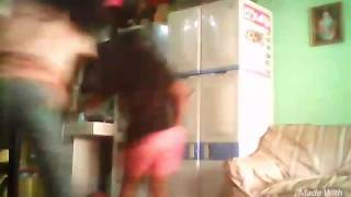 Princess anne montoya and rayby sudara running man dance