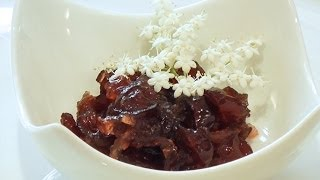 Easy Cranberry Sauce Recipe - Mark's Cuisine #76