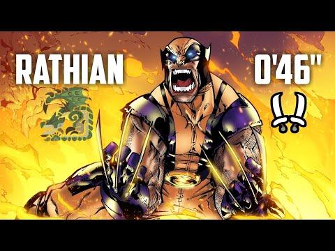 "[Monster Hunter World] ☆6 The Sleeping Sylvan Queen - Rathian - 0'46"" thumbnail"