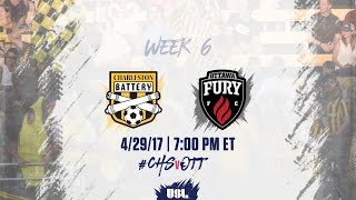 Charleston Battery vs Ottawa Fury full match