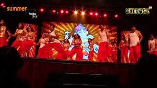 Sadda Dil Vi Tu - Shiamak Summer Funk 2013 - Mumbai