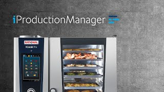 iProductionManager. Complex production requires simple solutions. | RATIONAL