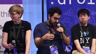 Jose Alcérreca & Yiğit Boyar, Google Google's new Architecture Comp...