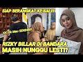 SEGERA Berangkat ke BALi!! Rizky Billar MASiH Menunggu LESTi di BANDARA!!