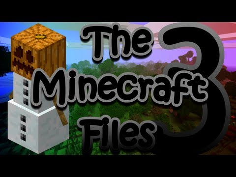 The Minecraft Files - #145: Snow Golem NPCs (HD)