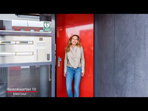 Nieuw in de verkoop: Havenkwartier 10 te Etten-Leur