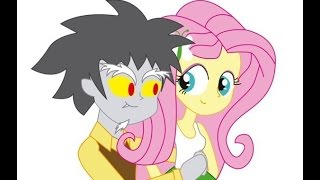 MLP: Discord and Fluttershy ( Equestria Girls ) thumbnail
