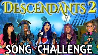 Descendants 2 Song Challenge with One Word Playlists. Totally TV thumbnail