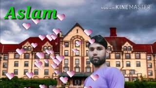 Tu thamle jo daman remix Aslam khan