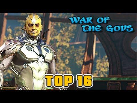 Injustice 2 | Tournament | S01W06 | TOP 16 (HoneyBee, Rewind, Semiij, Tweedy + more)