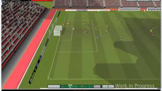 Football Manager 2010 - PC video game HD gameplay  trailer