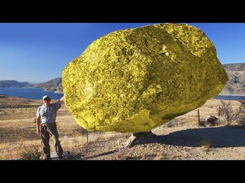 15 Most Amazing Treasures Found In Private Mines!