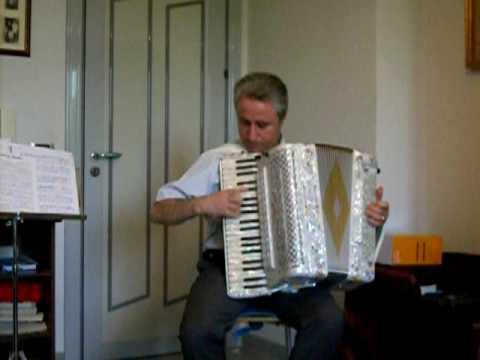 czardas partition accordéon