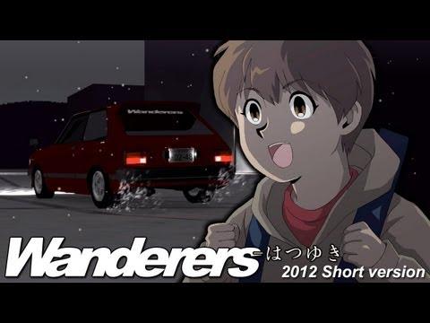 自主制作アニメWanderers -はつゆき 2012 Short versionIndependent animation