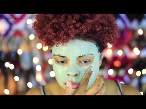 Beauty | Flawless Skin w/ Aztec Secret Indian Clay Mask - Deep Pore Cleansing Demo