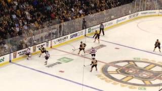 Boston Bruins TD Garden Balcony 306 Row 9