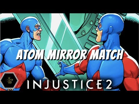 ATOM MIRROR MATCHES! HoneyBee vs HeeyGeorge