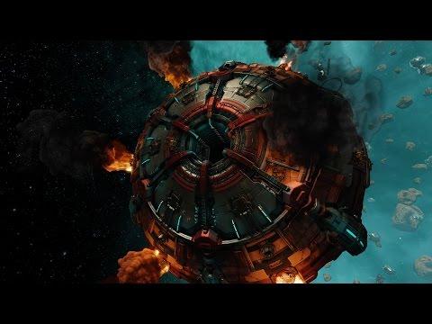 X-Rebirth - Epic Fleet vs Carrier