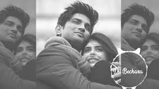 Main Tumhara Song Lyric  Movie- Dil Bechara A. R. Rahman, Hriday Gattani, Jonita Gandhi