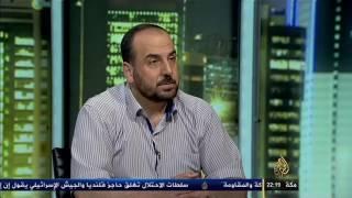 المعارض السوري عبد الحميد زكريا . يعترف بان دماء السوريين برقبة المعارضة