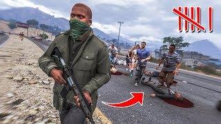 GTA 5 ZOMBIE Apocalypse Mod! (GTA V Mods)