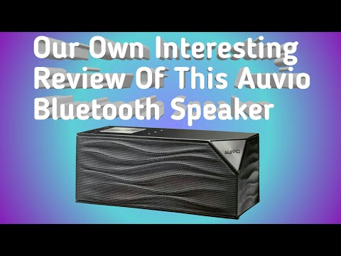 The Auvio Bluetooth Speaker Review