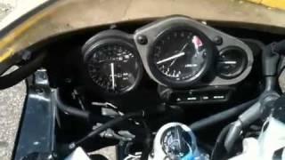 1992 Yamaha fzr600