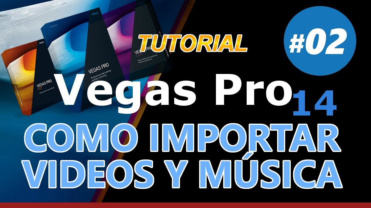 how to add music in vegas pro 14