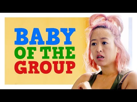 The Baby of the Friend Group