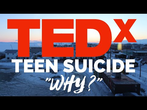 """TEDX Talk – Teen Suicide """"WHY"""""""